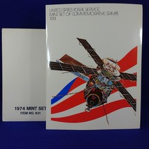 1974 US Commemorative MINT Stamps and Souvenir Album Unopened Stamps - $17.33