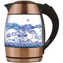 Brentwood 1.8-liter Electric Glass Kettle With Tea Infuser BTWKT1960RG - €37,69 EUR