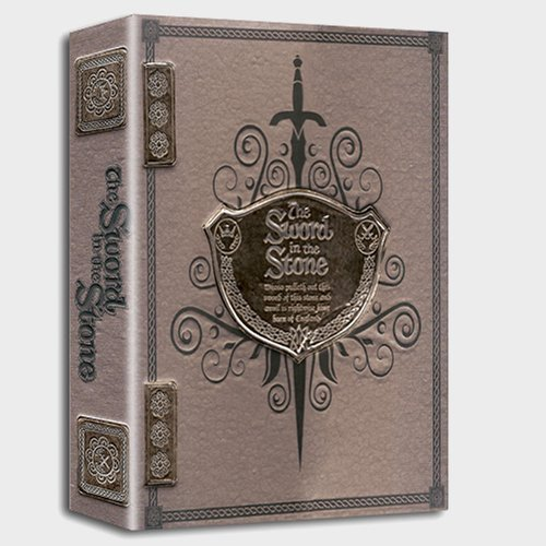 The Sword In The Stone 50th Anniversary DVD + Digital + 3 Lithographs & Case NEW - $103.98