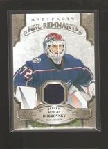 Sergei Bobrovsky 19-20 UD Artifacts NHL Remnants Jersey Card MINT LQQK - $9.95
