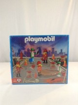 New 2007 Playmobil Fire Brigade Firefighters Ambulance Building Toy Play... - $37.39