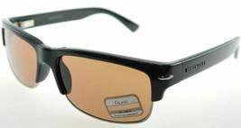 Serengeti Vasio Shiny Black Drivers Sunglasses 7407 - $293.51