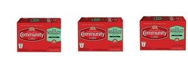 Community Coffee Dark Chocolate Peppermint K-cups, 12 ct(pack of 3) - $29.99