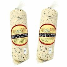 Black Winter Truffle Butter from France in Plastic Roll - 2 pack x 16 oz - $128.65