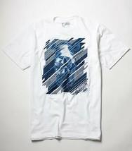 Mens Marc Ecko White Cut and Run Short Sleeve Cotton Tee T-shirt Rhino M... - $19.99