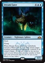 MTG x1 Dream Eater Guilds of Ravnica RARE Blue Magic the Gathering NM/M - $6.93