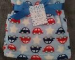 "Zak & Zoey Cute Ultra Soft Fleece Baby Boy Girl Baby Receiving Blankets 30""x30"" - $13.49"