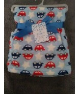 "Zak Zoey Soft Fleece Baby Swaddling Receiving Blankets 30""x30"" Boy Girl ... - $5.99"
