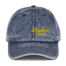 Steelers Hat / 1933 Steelers // Vintage Cotton Twill Cap image 4