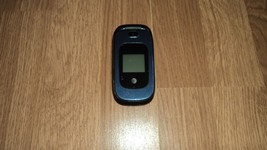 AT&T Z222 GoPhone - Dark Blue (AT&T) Cellular Phone, No Battery For PARTS - $9.79