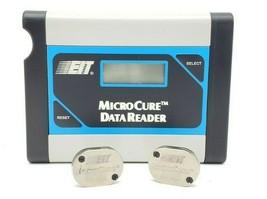 EIT MICROCURE DATA READER / RADIOMETER, MC-10 image 1