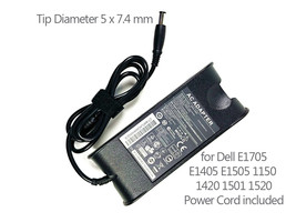 Replacement 90W Laptop 19.5V AC Adapter for Dell E1705 E1405 E1505 1150 1420 150 - $19.00