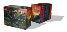 Harry Potter: Paperback Boxed Set: Books 1-7 (Other) - $177.65