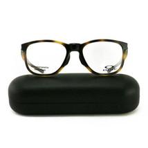 Oakley Gloverleaf MNP Brown Tortoise Eyeglasses OX8102-04 Demo Lens 52 18 135 - $79.80