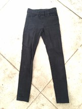 ACNE SKIN TRUE BLack Womens Stretch Slim Leg Skinny Fit Jeans W26 L29.5 ... - $49.50