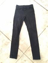 ACNE SKIN TRUE BLack Womens Stretch Slim Leg Skinny Fit Jeans W26 L29.5 ... - $29.70