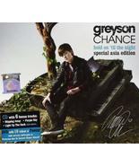 Hold on Til the Night by Greyson Chance [Audio CD] Greyson Chance - $27.95
