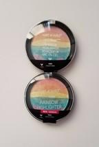 Wet N Wild Unicorn Glow Eyeshadow 990A rainbow highlighter cruelty free makeup - $11.80