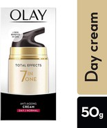 Olay Total Effects 7-in-1 Anti-Ageing Day Cream Normal, 50gm Free Shipping - $19.79