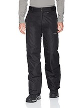 Arctix Men's Essential Snow Pants, Black, Medium/Regular - $40.77
