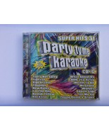 PARTY TYME KARAOKE SUPER HITS 31       2018 SYBERSOUND RECORDS   SEALED - $9.85