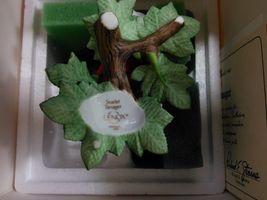 THE LENOX GARDEN BIRD COLLECTION Scarlet Tanager (Fine Porcelain 1992) image 12