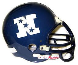 NFC Logo Helmet Riddell Replica Full Size VSR4 Style**Free Shipping** - $118.50