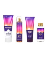 Bath & Body Works Sunset Glow 4 Piece Set- Wash, Lotion, Cream & Mist - $36.99