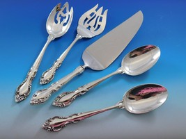 Malvern by Lunt Sterling Silver Essential Serving Set Large Hostess 5-piece - $379.00