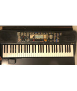 Yamaha PSR-195   Portable Keyboard with Power Supply Good Working Condition - $73.26