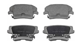 Wagner Thermo Quiet Edge Rear Brake Pads for Chrysler300 2005-2020 Dodge Charger