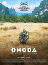 Onoda 10,000 Nights in the Jungle Poster Arthur Harari Movie New Art Film Print - £7.89 GBP+