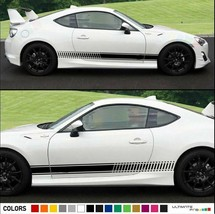 Sticker Decal Stripes for Toyota FT GT 86 Headlight Lamp Cover LED Handle Wing - $36.79