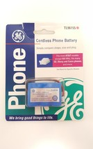 GE TL96155 Cordless Phone Battery 3.6V 400 MAH for AT&T GE Sharp Casio Nickel Cd - $20.75