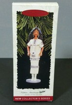 Hallmark Keepsake Native American Barbie Ornament Dolls of the World 1996  - $9.69