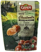 Gefen Organic Whole Roasted and Peeled Chestnuts 5.2oz 4 Pack - $17.41