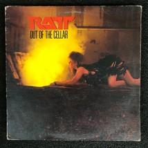 RATT - OUT OF THE CELLAR Vinyl LP Record - $4.74