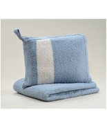 Kashwere Travel Throw Blanket - Silver Blue - $78.00