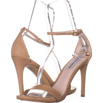 Steve Madden Stecy Ankle Strap Dress Sandals, Blush 011, Blush, 8 US - $45.21