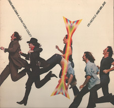 England Dan & John Ford Coley Dr. Heckle And Mr. Jive Vinyl Record Album - $12.99