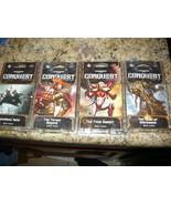 Warhammer 40,000: Conquest LCG WAR PACK COLLECTION - 4 WAR PACKS! lot of... - $27.98