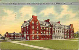 State Teachers College Albany New York Vintage Post Card  - $5.00