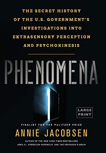 Primary image for Phenomena: The Secret History of the U.S. Government's Investigations into Extra