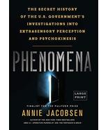Phenomena: The Secret History of the U.S. Government's Investigations in... - $39.97