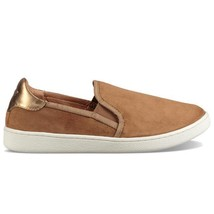 UGG Womens Cas Slip On Shoes Chestnut Suede - $1.962,35 MXN