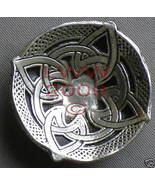 Celtic Knot design Pewter Cone Incense Holder 45 cones - $13.95