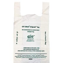 Compostable & Biodegradable Carry Bags  - $30.00