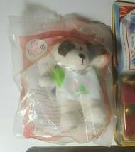 McDonald's Happy Meal 2007 Mini Stuffed Animal Friends Plush Build a Bear OC4B01 - $9.74