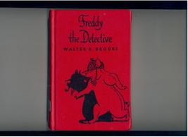 Brooks - FREDDY THE DETECTIVE -early title in series - $18.00