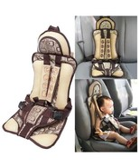 Child Car Safety Seat Portable Carrier Children Cushion Kid Protection C... - $35.98